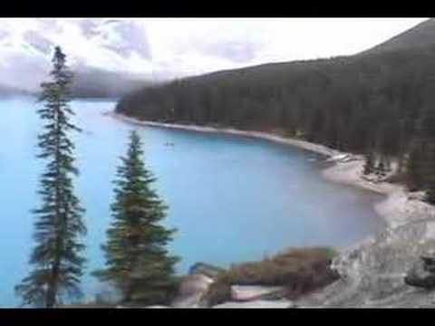 Lake Louise, Moraine Lake, Parker's Ridge