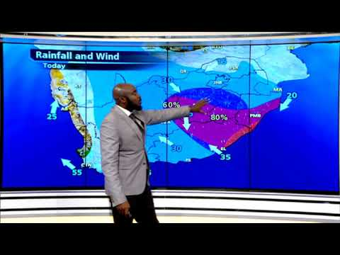 SA Weather | Monday, 22 April 2019 | #SABCWeather