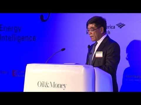 Chairman Fu - 2012 Oil & Money Conference