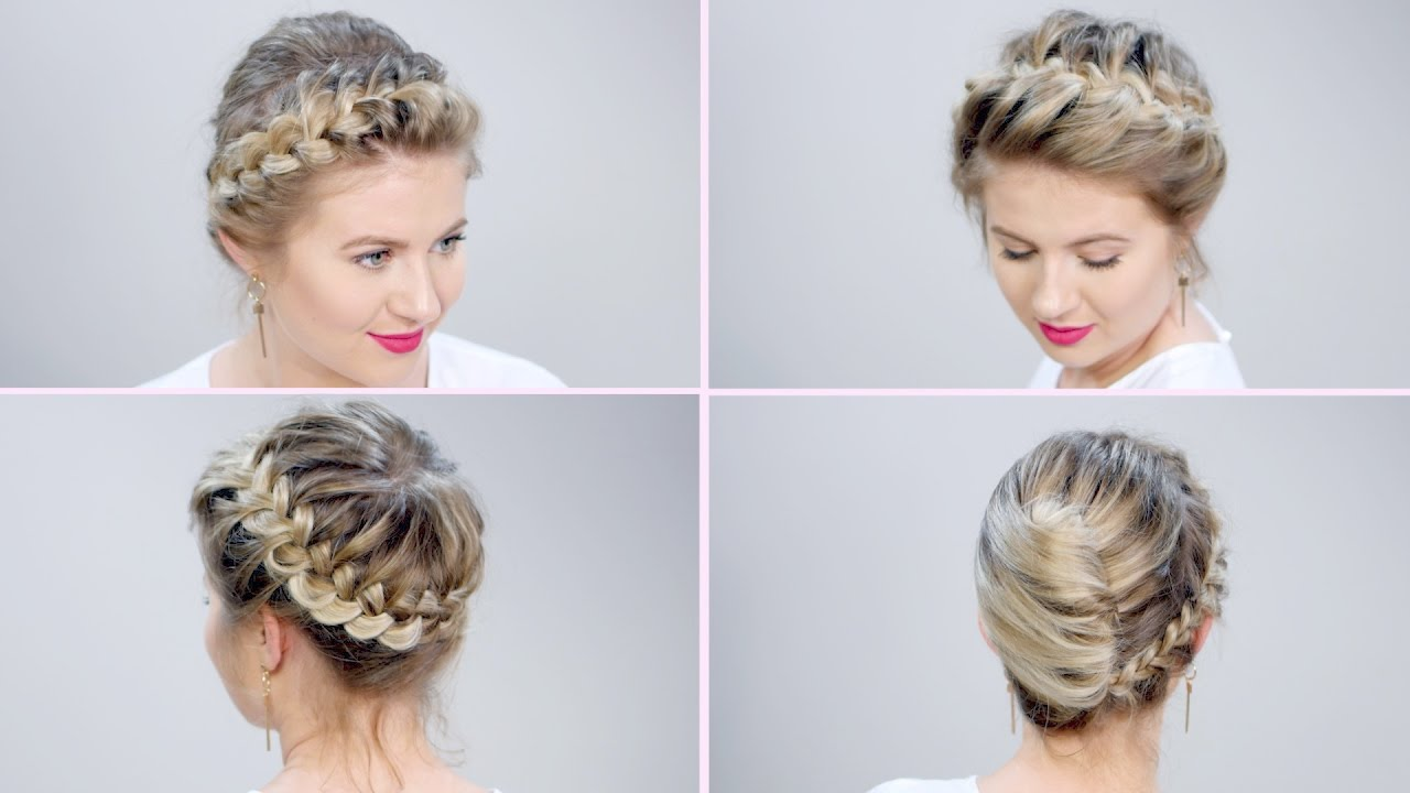 QUICK And EASY Braided Hairstyles – Hair Care Tips