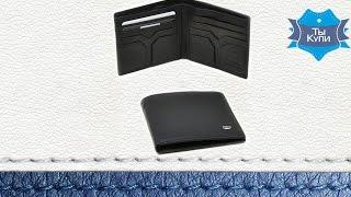 Видео обзор тонкого мужского бумажника Dr.Bond M59 черный