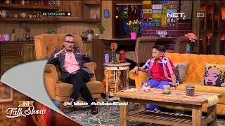 Ini Talk Show - 26 Desember 2014 Part 1/4 - Blink, Pongky Barata dan Ony Syahrial