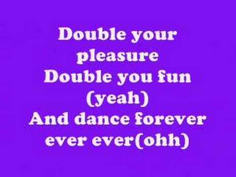 chris brown-forever w/ lyrics