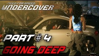 Need For Speed: Undercover - Part #4 - Going Deep