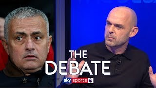 How can Jose Mourinho improve Man United? | The Debate | Murphy & Parlour