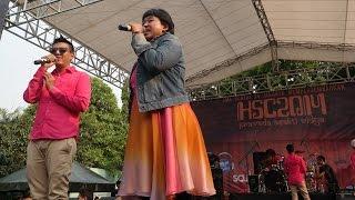 Souljah - Bersamamu (Live at HSC 2014 SMAN 34 Jakarta)