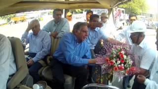 Pune plant on Dec 28, 2012 (Mr. Ratan N. Tata's birthday)