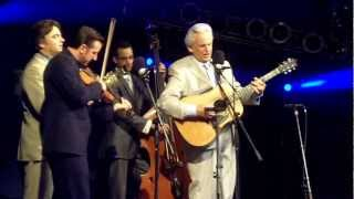 Del McCoury Band WAKARUSA 2012 I