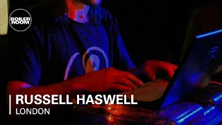 Russell Haswell Boiler Room London DJ Set