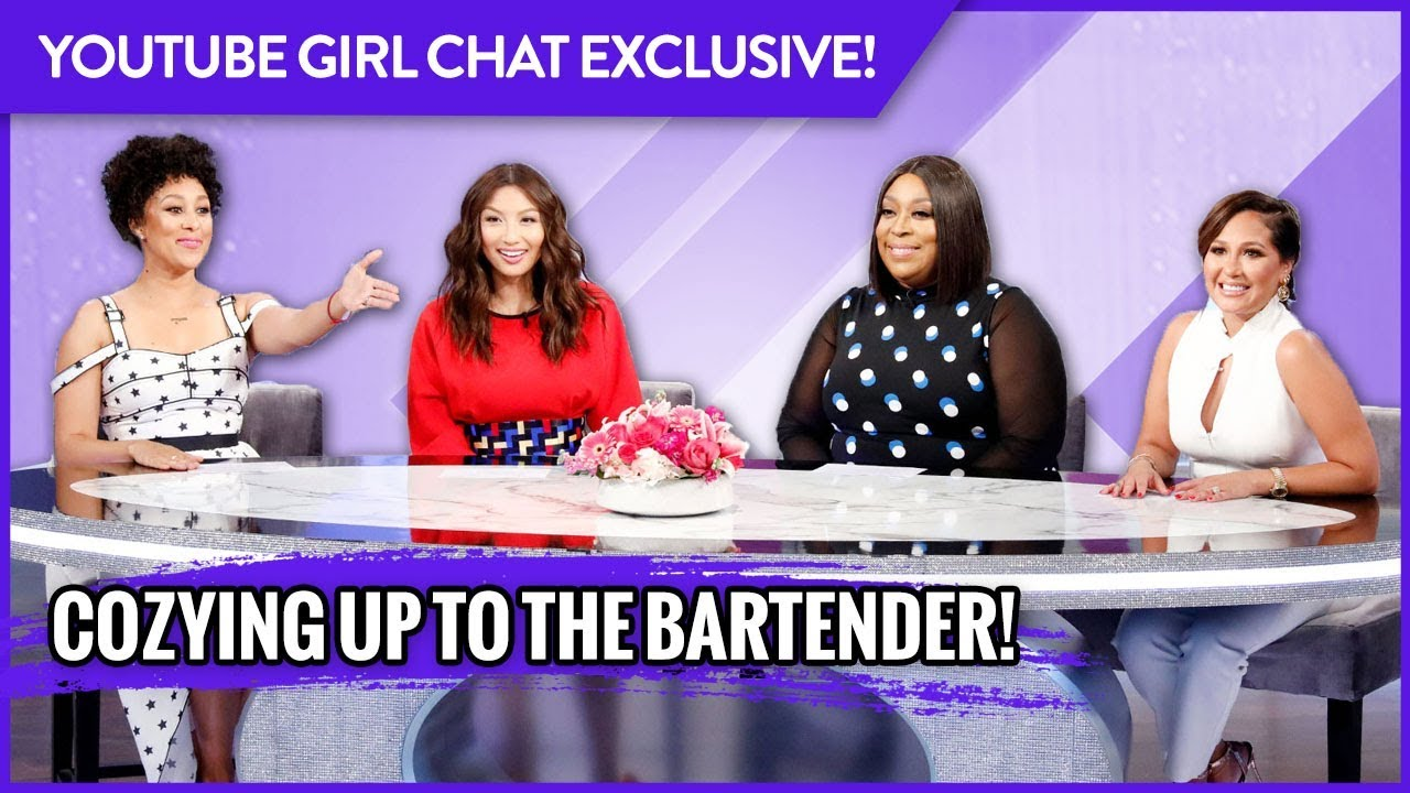 WEB EXCLUSIVE: Cozying Up to the Bartender!