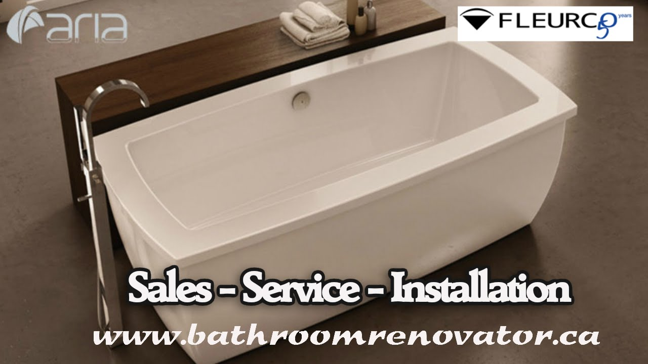 fleurco free standing bathtub gallery barrie, the bathroom