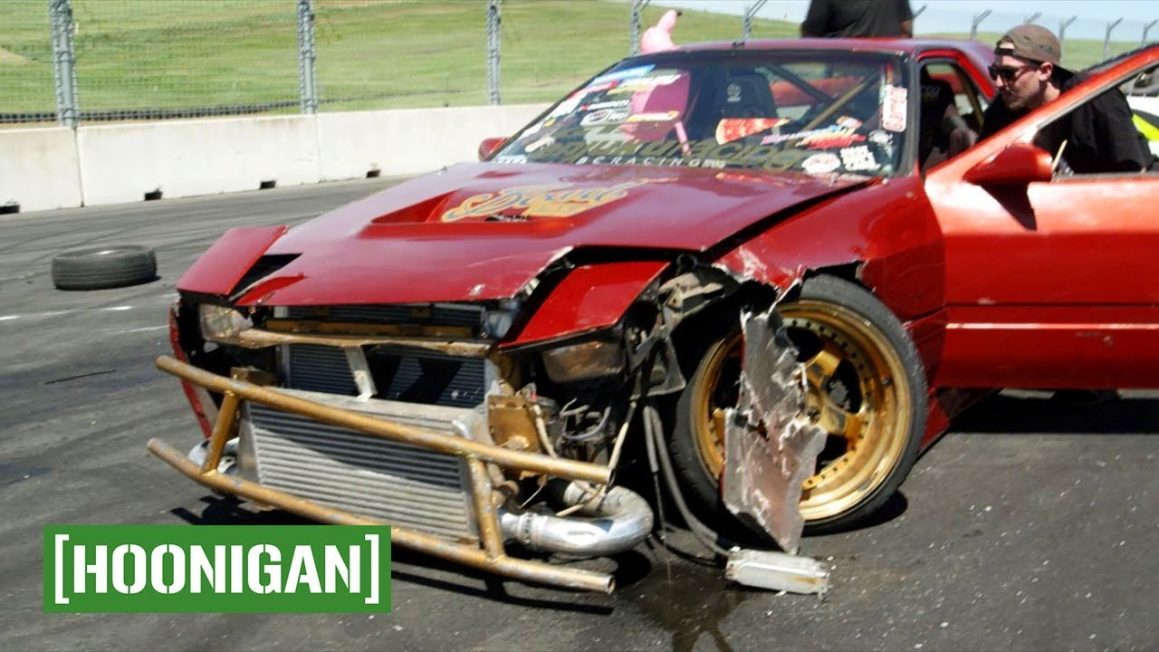 Twerk Car Crash