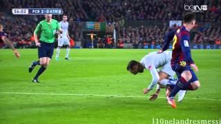 Fc barcelona vs atletico madrid (1-0) - all goals / highlights 21/01/2015 [hd]