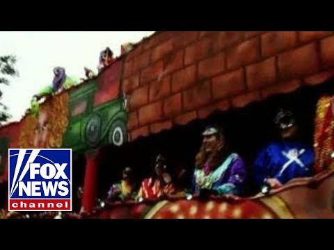 Mardi Gras Parade Krewe is first to honor military