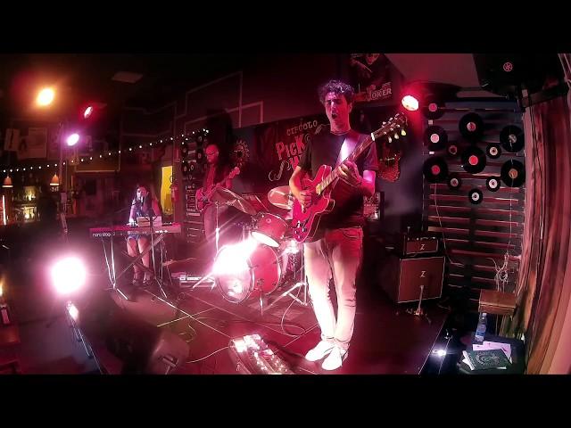 Paco Martucci_ Live Lene Soul Band _ Milano_PickWeek