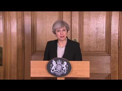 British prime minister raises nation's threat level