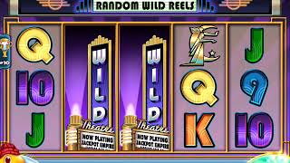 "JACKPOT EMPIRE Video Slot Casino Game with a ""BIG WIN"" FREE SPIN BONUS"