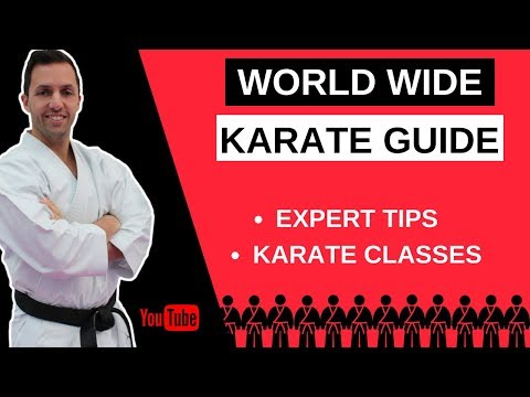 World Wide Karate Guide  Teaching you Karate!