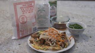 Fried Rice Cake (Bánh Bột Chiên) | Street Eats | EM Collective