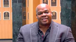 Frank Thomas Interview Teaser - 2014 Baseball Hall of Fame Inductees