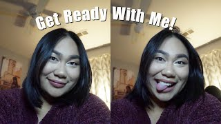 Get Ready With Me For A Party | Samantha Pama
