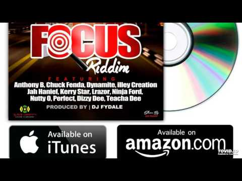 Focus Riddim Preview Megamix April 2016