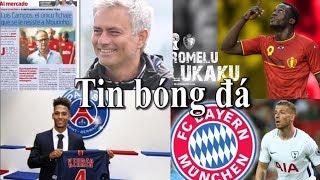 Tin bóng đá | Chuyển nhượng | 16/08/2018 : Mourinho giữ ghế nóng MU, Arsenal khủng hoảng chấn thương