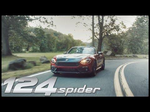 Fiat Abarth 124 Spider Review | The Most Underrated Sports Car