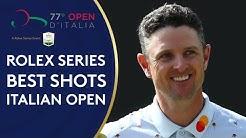 Best shots of the 2019 Italian Open | Best of Rolex Series