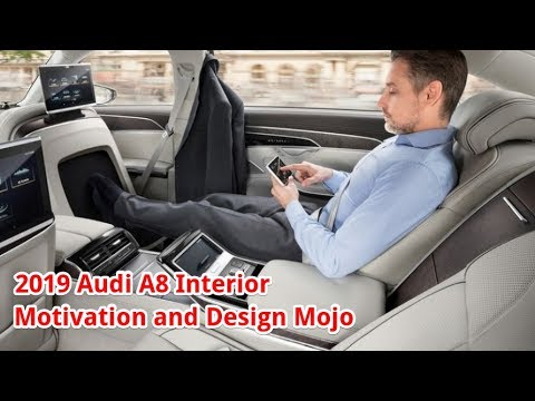 2019 Audi A8 Interior | Truly Active Suspension, Electron Enabled | Motivation and Design Mojo
