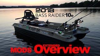 Pelican Bass Raider 10e - MODS Overview
