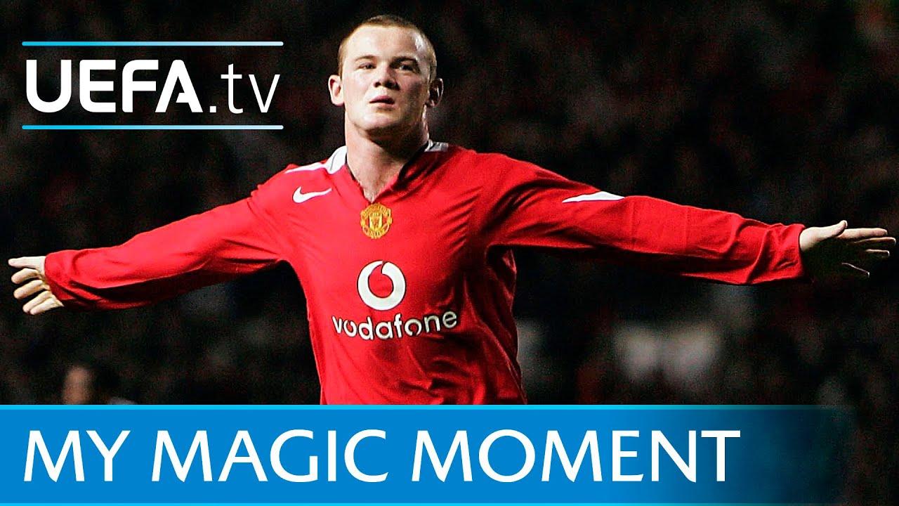 Wayne Rooney Debut