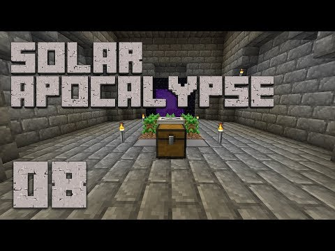 ►Solar Apocalypse LP: AUTOMATIC! | Ep. 8 | Modded Minecraft Survival◄