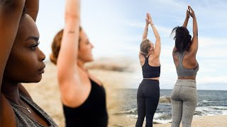 Yoga with Robyn and Lebo | Cape Natural Tea Products