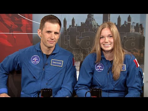 Meet Canada's newest astronauts