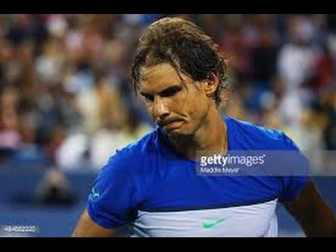 Rafael Nadal vs Feliciano Lopez || Highlights || Cincinnati 2015