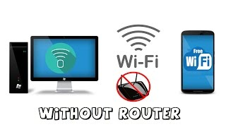 How To Use PC Internet on Mobile Without Router