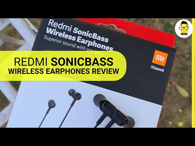 Redmi SonicBass Wireless earphones review: should YOU buy these Rs 1K Bluetooth earphones?