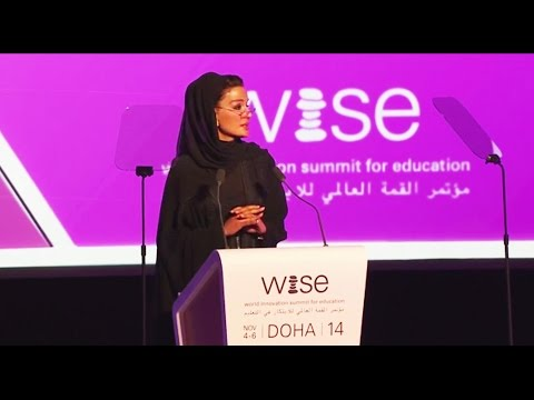Opening Session: Imagine - Create - Learn: Creativity at the Heart of Education [WISE 2014]