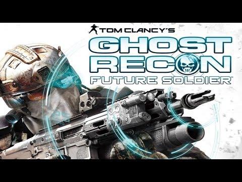 PS3 Longplay [018] Tom Clancy's Ghost Recon: Future Soldier - Full Walkthrough