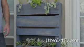 Building a Vertical Pallet Garden 2 13
