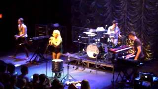 Ellie Goulding killing it @9:30 Club