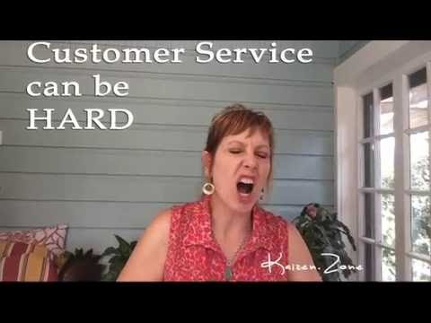 Customer Service can be HARD
