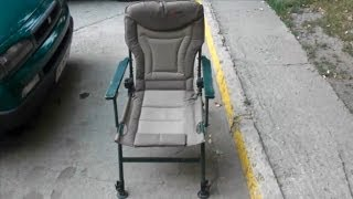 Складное рыбацкое кресло Voyager(Складное рыбацкое кресло Voyager http://goo.gl/u1gynq Мои контакты: http://skimen.su/kontakty/ Партнёрская программа YouTube: http://join.air.i..., 2012-08-25T14:59:44.000Z)