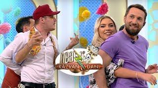 Jocul mima, in stilul Neatza! What&#39s Up si Razvan Simion vs. Dani Oti si Jo! Cine a cas ...