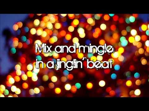 2018 Glee - Jingle Bell Rock (Lyrics) youtube.com 2:33