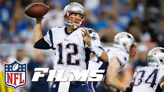 #3 Tom Brady | NFL Films | Top 10 Clutch Quarterbacks of All Time