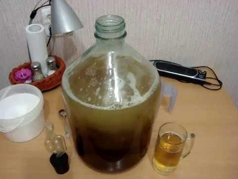 Спирт с яблочным соком