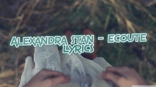 Alexandra stan - ecoute- LYRICS-