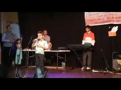 "performances by stars of event ""Zero to Hero"" Organised by Swashraya Musical Presented by GSWA(3)"